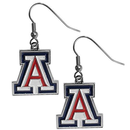 Siskiyou NCAA Arizona Wildcats Dangle Earrings