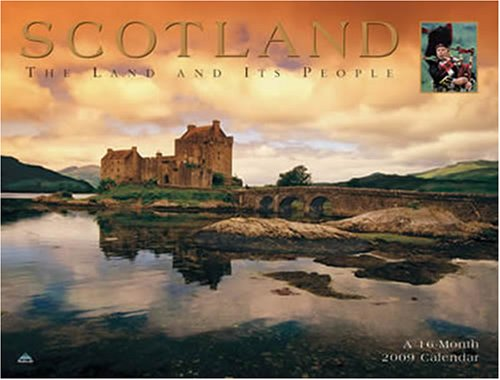 Scotland 2009 Sound Calendar: The Land and Its People