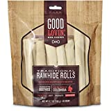 Good Lovin'' Traditional Rawhide Roll Dog Chew, 12.7 oz.