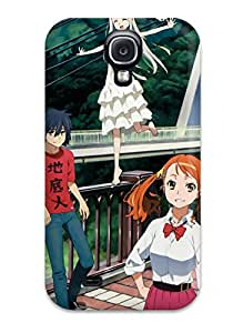 Snap-on Anohana Case Cover Skin Compatible With Galaxy S4