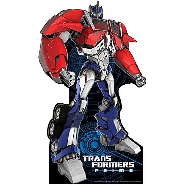 Optimus Prime Transformers Standee 6 in 6 ft