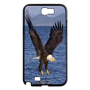 Yo-Lin case IKAI0446956Cute Eagle For Samsung Galaxy Note 2 Case