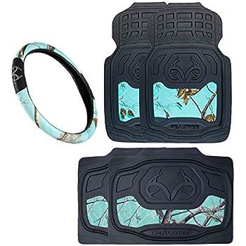 Amazon Com Realtree 5pc Camo Auto Accessories Kit Xtra