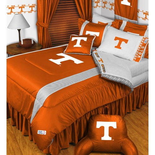 NCAA Tennessee Volunteers - 4pc BEDDING SET - Twin/Single Size by NCAA