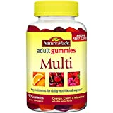 Cheap Nature Made Multi Adult Gummies 90 Ct