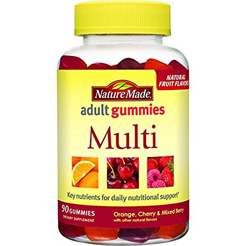 Nature Made Multi Adult Gummies 90 Ct