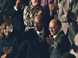 Photography Poster - Anwar Sadat and Menachem Begin at the U.S. Capitol for Jimmy Carter's speech on the Camp David Accords. - 181468 17.5
