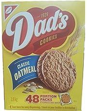 Dad's Oatmeal Cookies 1.8 Kg, 1800 Kilogram