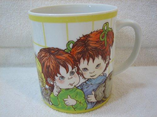 Vintage Susan Perl 1979 Dated Porcelain Mug