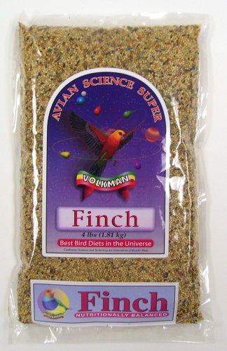 Volkman Avian Science Super Finch 4 Lb, My Pet Supplies