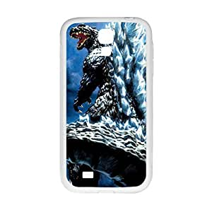 Wonderful Godzilla Cell Phone Case for Samsung Galaxy S4 by runtopwell