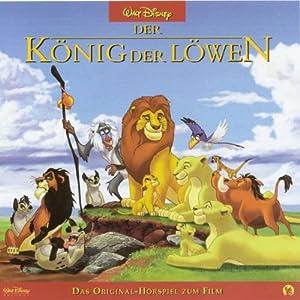 Der König der Löwen Hörspiel