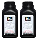 Gps Universal Toner Powder for Brother TN-1020, TN-1111, TN-2025, TN-2125, TN-2130, TN-2150, TN-2260, TN-2365, TN-3030, TN-3145, TN-3185, TN-3250, TN-3290, TN-3350, TN-3370 v TN-420, TN-460, TN-720, TN-750, TN-780, (100gms.Pack Of 2Pcs)