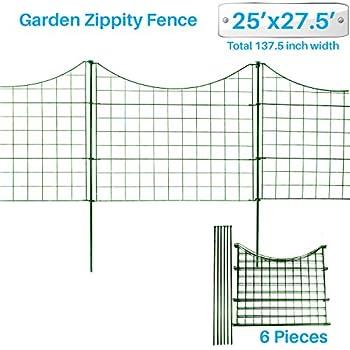 Amazon Com Wambam Fence Zippity Garden Fence Patio