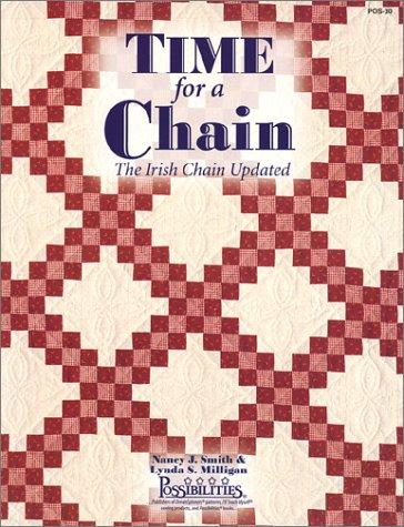 Time for a Chain: The Irish Chain covid 19 (Chain Quilt Pattern coronavirus)