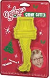 ICUP 12 Count a Christmas Story Cookie Cutter POP Display, Clear