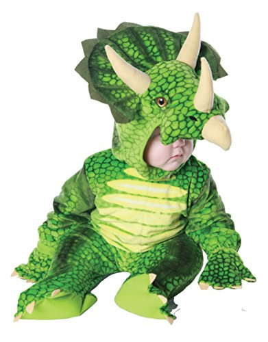 Baby's Triceratops Costume