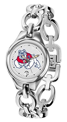 Watch Fresno Wrist State - Linkswalker Mens Fresno State Bulldogs Eclipse Watch