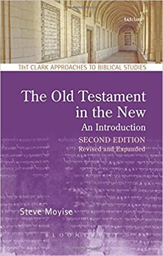 Bøker som kan lastes ned gratis The Old Testament in the New: Second Edition: Revised and Expanded (T&T Clark Approaches to Biblical Studies) på norsk PDF DJVU FB2