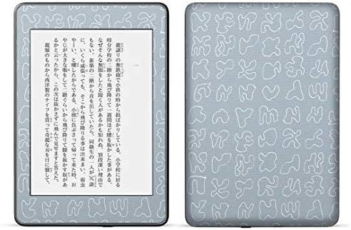 igsticker kindle paperwhite 第4世代 専用スキンシール キンドル ペーパーホワイト タブレット 電子書籍 裏表2枚セット カバー 保護 フィルム ステッカー 050691