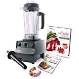 Vitamix 5200 - 7 YR WARRANTY Variable Speed Countertop Blender with 2+ HP Motor and 64-Ounce Jar Black by Vitamix