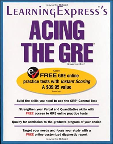 Acing the gre exam learningexpress editors 9781576854983 amazon acing the gre exam learningexpress editors 9781576854983 amazon books fandeluxe Image collections
