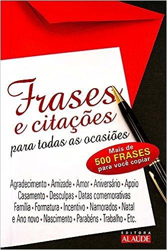 Frases E Citações Para Todas As Ocasiões Em Portuguese Do