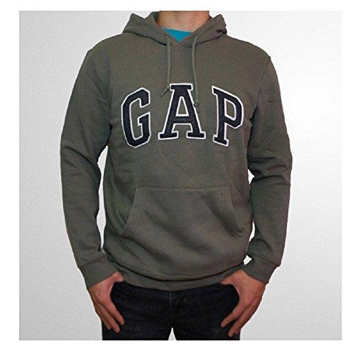 (Gap Pull Over Hoodie Sweat Shirt (S, Gap Green #1 Hoodie))