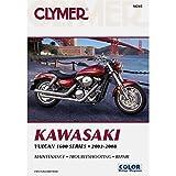 Kawasaki Vulcan 1600 Series 2003-2008 (Clymer Manuals: Motorcycle Repair)