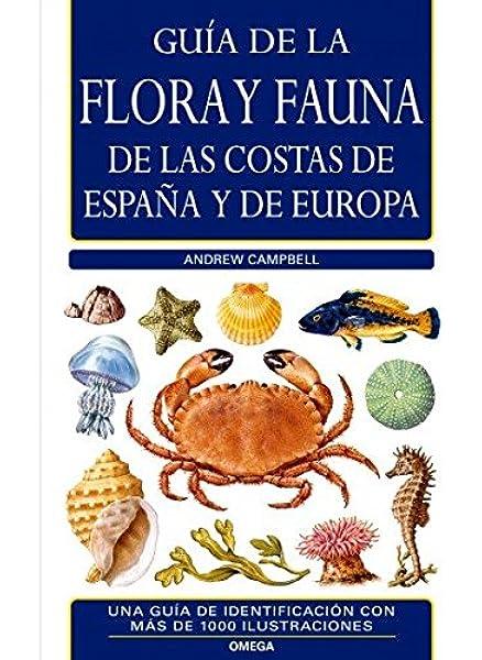 G.C. FLORA Y FAUNA COSTAS ESPAÑA Y EUROPA N/E GUIAS DEL NATURALISTA-PECES-MOLUSCOS-BIOLOGIA MARINA: Amazon.es: CAMPBELL: Libros