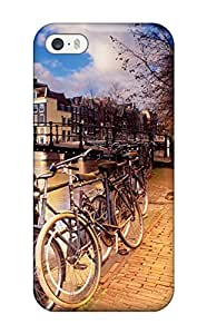 New Noord Holland Province The Netherlands Tpu Skin Case Compatible With Iphone 5/5s