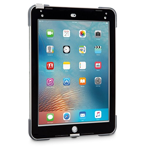 Targus SafePort Rugged Tablet Case for iPad (2017), 9.7-Inch iPad Pro, and iPad Air 2, Black (THD135GLZ)