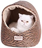 Armarkat Cat Bed, Bronzing and Beige