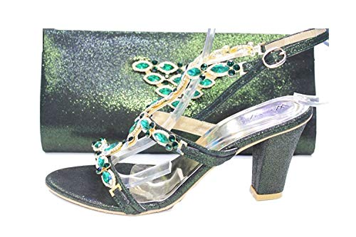 UK Wear Green SAN1016 amp; Fille Pochettes Walk qUHOg
