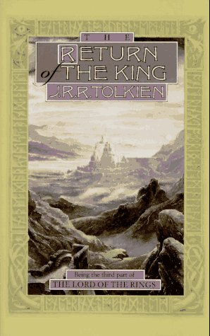 """The Return of the King - Being the Third Part of the Lord of the Rings (The Lord of the Rings / J.R.R. Tolkien, Pt. 3)"" av J. R. R. Tolkien"