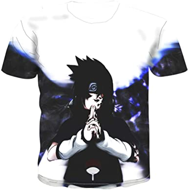 TSHIMEN Camisetas Hombre Escalada Naruto Marca 2019 Camiseta ...