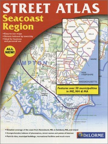 (Seacoast Region: Street Atlas (USA StreetFinder Atlases))