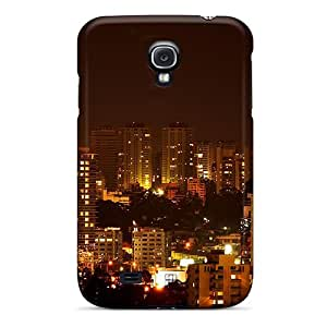 New Arrival Night Skyline For Galaxy S4 Case Cover