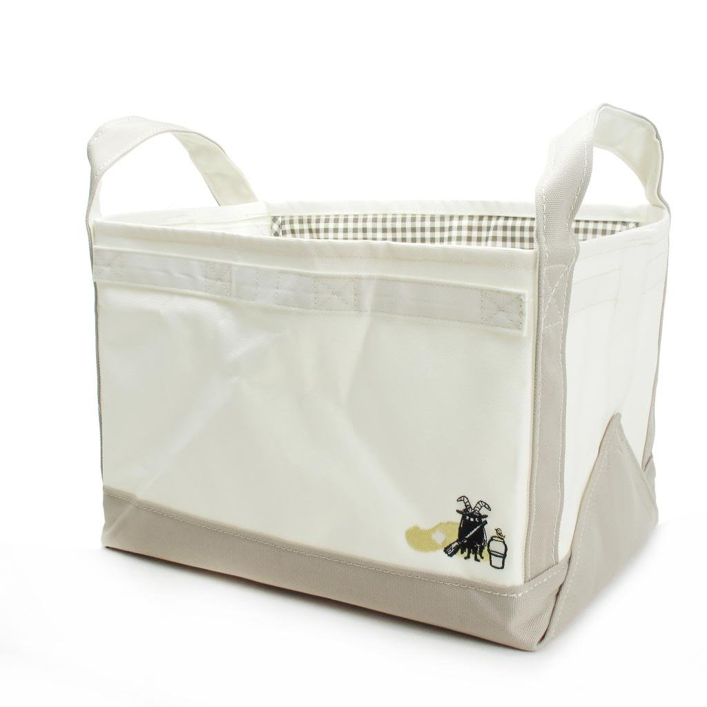 Wieco Art Canvas Storage Basket Toy And Grocery Storage Bag Laundry Bag  Durable Large Size 13.5x9.5x9.5inch SNL149M BE7074: Amazon.co.uk: Kitchen U0026  Home
