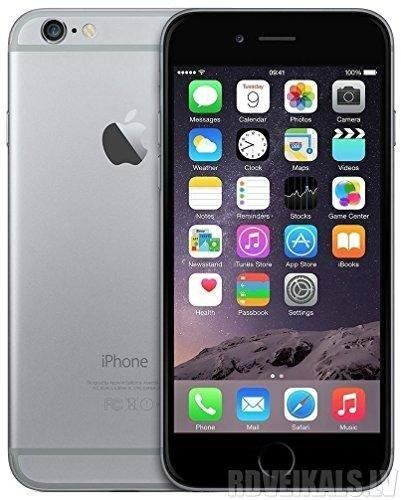 Apple iPhone 6 32GB (AT&T) 4G LTE Dual-Core Smartphone w/ 8MP Camera – Space Gray