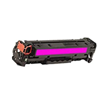 ECS Magenta Compatible Cartucho de tóner reemplazar CF403 X para ...