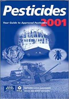Book Pesticides: 2001