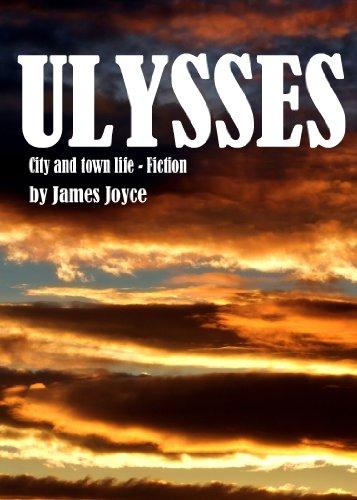Ulysses Book Pdf