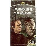 Frankenstein/ Wolfman