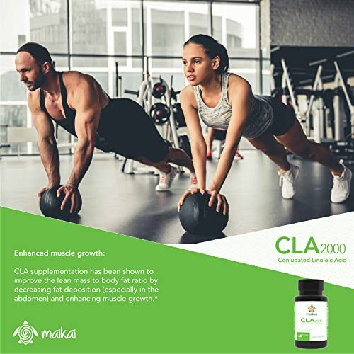 CLA 2000 mg with Active Conjugated Linoleic Acid - Weight Loss Supplement for Men and Women - Body Shaping and Toning Formula That Supports Your Dieting Goals (60 Softgels) 3