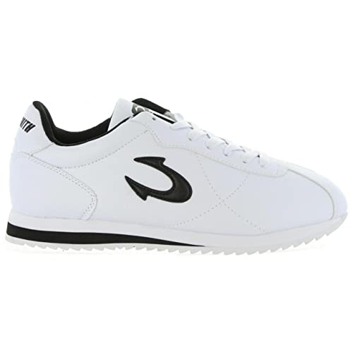 Zapatilla Hombre John Smith Corsan 17I Blanco T44: Amazon.es: Zapatos y complementos