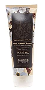 Tweak-d 5 in 1 formula Self-Cleansing Hair Treatment ~Wild Summer Apricot 10.58 Ounces