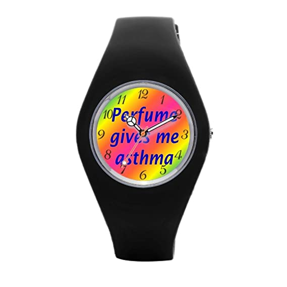 Reloj de pulsera marcas fragancia perfume mejor goma reloj