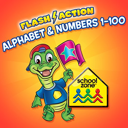 Flash Action Alphabet & Numbers 1-100 (Windows Download) ()