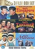 Road To Zanzibar/Road To Morocco/Road To Singapore [DVD]